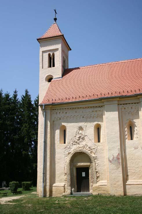 Az őriszentpéteri Szent Péter templom tornya