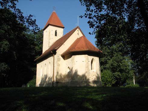 Veleméri templom délelőtt