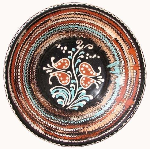 Czugh Miklós tányéra