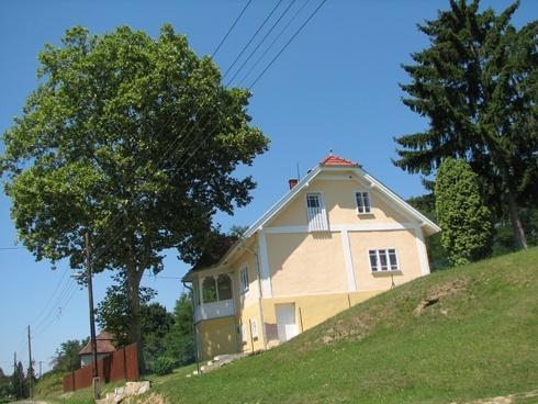 Kercaszomori ház
