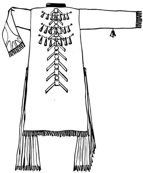 tofa sámánnő háta