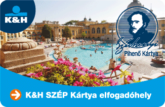 K&amp;H Szp krtya elfogadhely