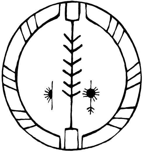 szölkup sámándob