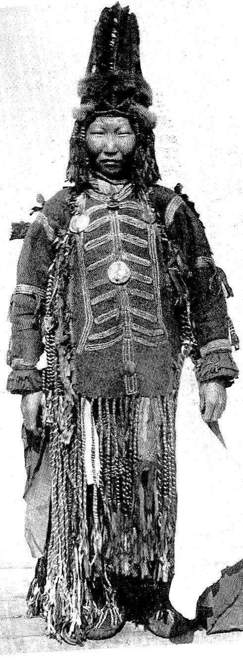 tofa karagasz sámánnő eleje